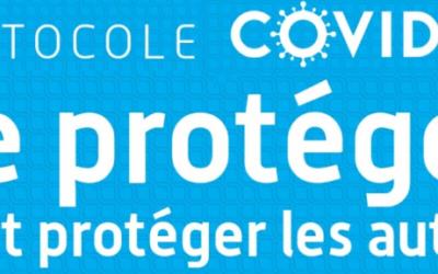 COVID-19 protocole sanitaire
